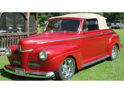 1941 Ford Custom Deluxe