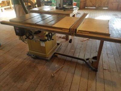Powermatic Model 66 Table Saw