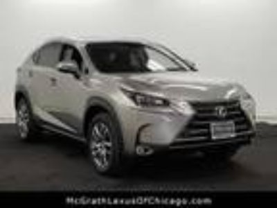 used 2016 Lexus NX 200t for sale.
