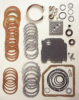 Find B&M 21041 Automatic Transmission Rebuild Kit Master Racing GM TH400 Kit motorcycle in Tallmadge, OH, US, for US $164.97