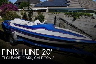 1996 Finish Line Intruder 20 Custom