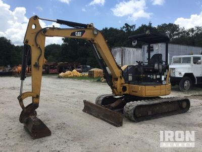 2008 Cat 304C CR Mini Excavator