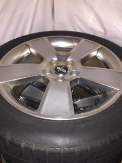 Ford Mustang OEM Fanblades