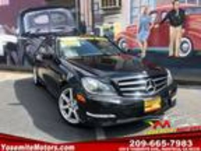 2014 Mercedes-Benz C 250 Luxury Sedan for sale