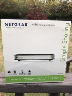 Netfear N150 Internet Router