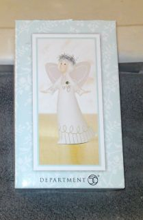OTH 23 -031 Whispers by Dept. 56 - May Figurine - NIB