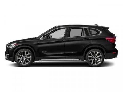 2018 BMW X1 xDrive28i (Black Sapphire Metallic)