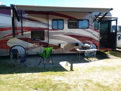 2012 Winnebago Journey 34Y