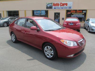2010 Hyundai Elantra GLS (Red)