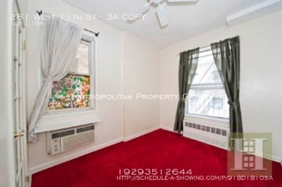 West Village - 1br Townhouse in the Prime of the West Village, Rare 600 sq ft 1br