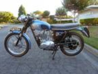 1971 Triumph T100C