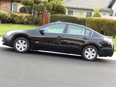 2008 Nissan Altima Hybrid Base (Super Black)