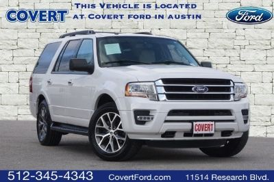 2015 Ford Expedition XLT (White)