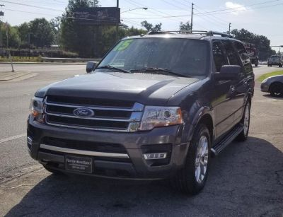 2015 Ford Expedition Limited (Gray)