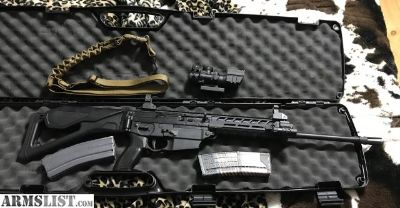 For Sale: Sig .556xi