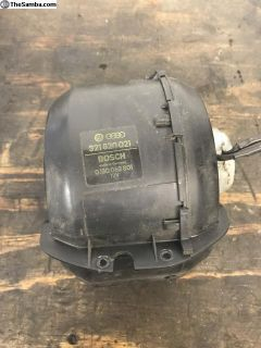Vanagon air-conditioning blower fan 321820021
