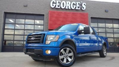 2011 Ford F-150 FX4 4x4 4dr SuperCrew Styleside 6.5 ft. SB