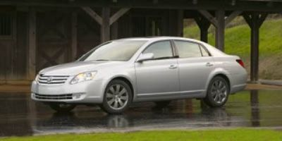 2005 Toyota Avalon XL (Gray)