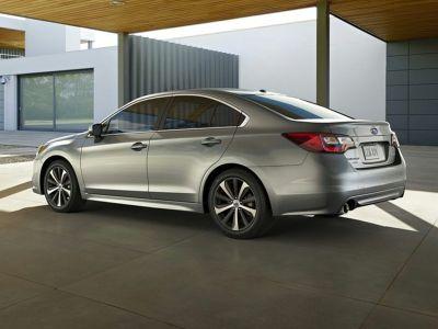 2015 Subaru Legacy 2.5i (Ice Silver Metallic)