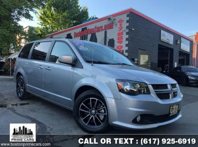 2018 Dodge Grand Caravan GT Wagon (Granite Pearlcoat)