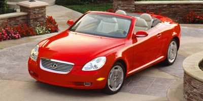 2005 Lexus SC 430 Base ()