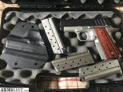 For Sale: Kimber aegis