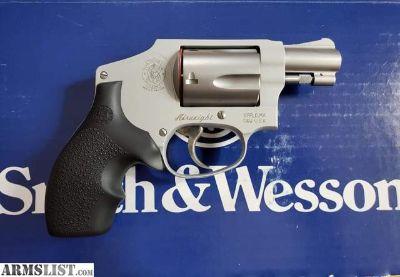For Sale: S&W 642 .38spc NIB
