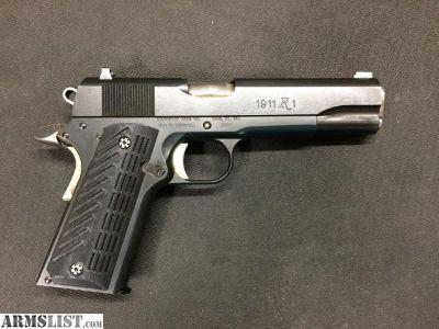 For Sale: Remington R1 1911