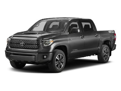 2018 Toyota Tundra 1794 Edition 4WD 5.7L V8 (Magnetic Gray Metallic)