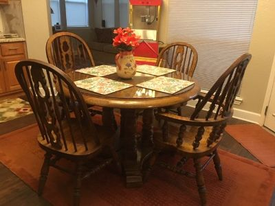 Kitchen Table---Solid Wood