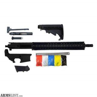 For Sale: AR15 kit