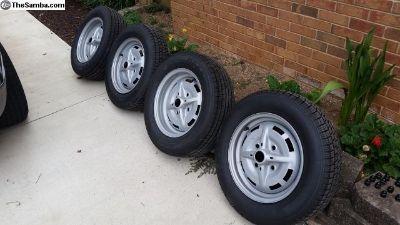 Sport Wheels/Tires