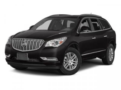 2013 Buick Enclave Leather (White Opal)