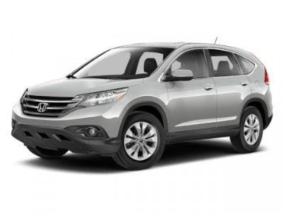 2013 Honda CR-V EX-L (Blue)