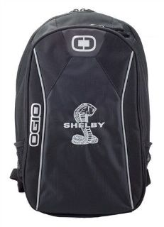 Find Shelby American Super Snake Cobra Logo Ogio Laptop Backpack Ford Mustang SVT motorcycle in Indian Wells, California, United States, for US $59.95