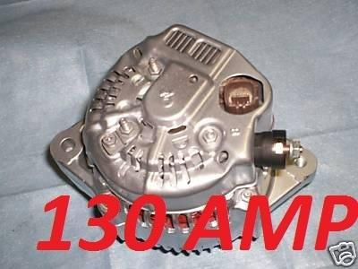 Buy HONDA CIVIC SI 2000 HIGH AMP Alternator/Generator 2001-1996 Acura Integra 1.8 motorcycle in Porter Ranch, California, US, for US $126.15
