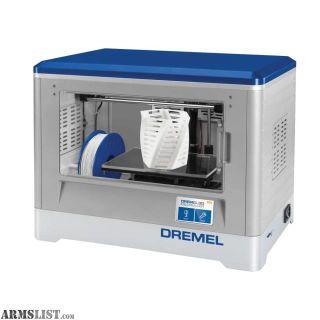 For Sale/Trade: Dremel 3D Idea Builder 3D Printer