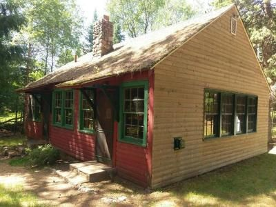 2 Bed 2 Bath Foreclosure Property in Boulder Junction, WI 54512 - Rustic Colony Ln