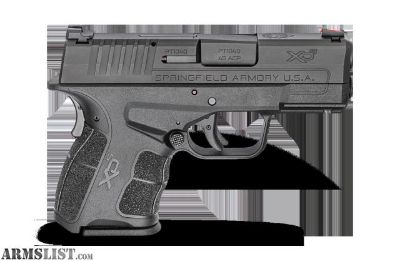 For Sale: Springfield XDS- .45 ACP