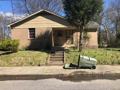 3 Bed 1 Bath Foreclosure Property in Memphis, TN 38107 - Kney St