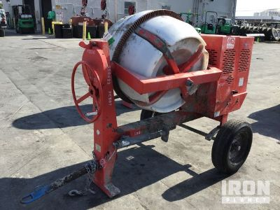 2013 Multiquip MC-94P Portable Concrete Mixer