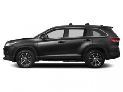 2019 Toyota Highlander XLE (Midnight Black Metallic)