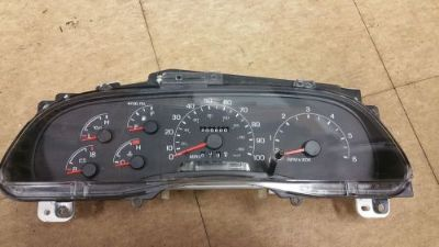 Buy SPEEDOMETER FORD F250 SD PICKUP 01 motorcycle in Tampa, Florida, United States, for US $100.00
