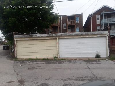 Four Car Garage Space Available in Tower Grove South