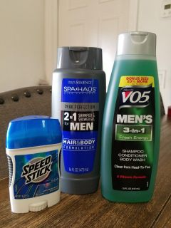 All New Men's Products