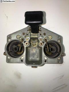 Solex 40 p11-4 pair
