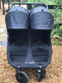 Citi Mini GT double stroller