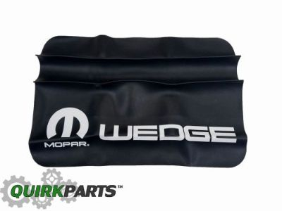 Find JEEP DODGE CHRYSLER RAM FENDER COVER WEDGE PERFORMANCE PART # P5153622 motorcycle in Quincy, Massachusetts, United States, for US $39.80