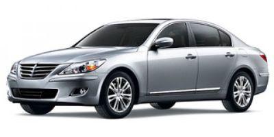 2010 Hyundai Genesis 4.6L V8 (Black Noir Pearl)