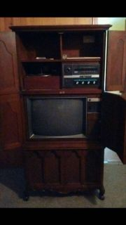 1983 RCA TV @ stereo w/ record player